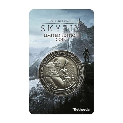 FaNaTtik Sběratelská mince The Elder Scrolls V: Skyrim - Dragonborn
