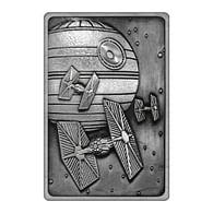 Sběratelský ingot Star Wars - Hvězda smrti