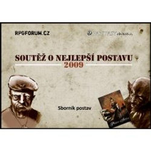 Sborník soutěže o nejlepší postavu 2009