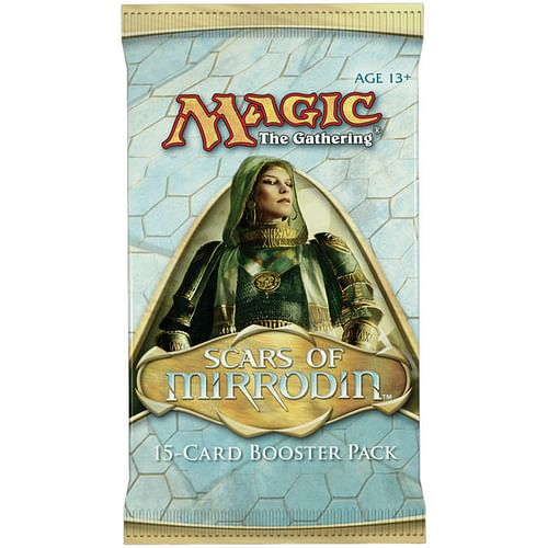 Magic: The Gathering - Scars of Mirrodin Booster