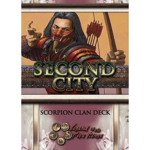 L5R: Second City - Scorpion Clan Deck