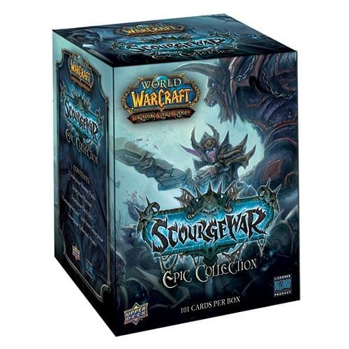 World of Warcraft TCG: Scourgewar Epic Collection