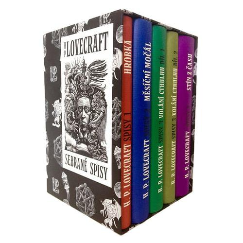 Sebrané spisy H. P. Lovecrafta BOX