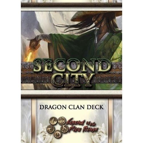 L5R: Second City - Dragon Clan Deck