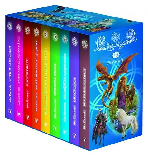 Sedmý smysl - box 1-9