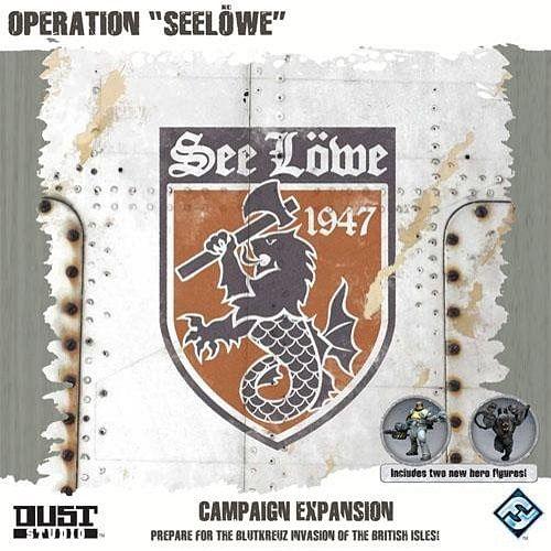 Dust Tactics: Operation SeeLöwe