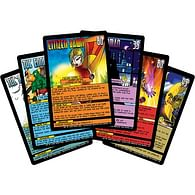 Sentinels of the Multiverse: Oversized Villain Character Cards