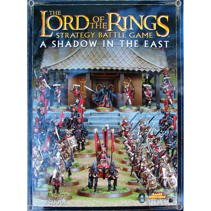 LoTR Strategy Battle Game: A Shadow in the East
