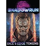 Shadowrun Dice & Edge Tokens