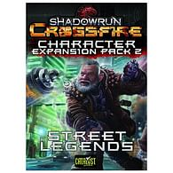 Shadowrun Crossfire: Character Expansion Pack 2 Street Legends