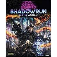 Shadowrun Sixth World Edition (limitovaná edice)
