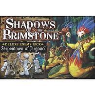 Shadows of Brimstone: Serpentmen of Jargono Deluxe