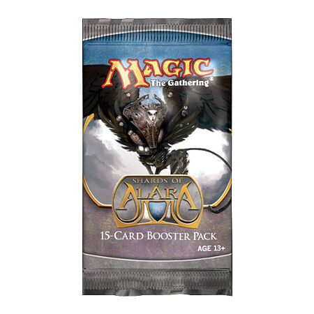 Magic: The Gathering - Shards of Alara Booster