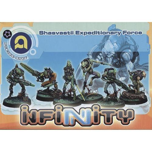 Infinity: Shasvastii Expeditionary Force