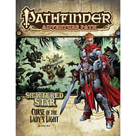 Shattered Star 2 - Curse of the Ladys Light