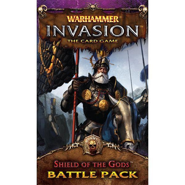 Warhammer Invasion LCG: Shield of the Gods