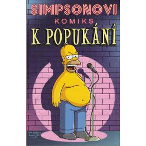 Simpsonovi: Komiks k popukání