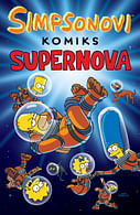 Simpsonovi: Komiksová supernova