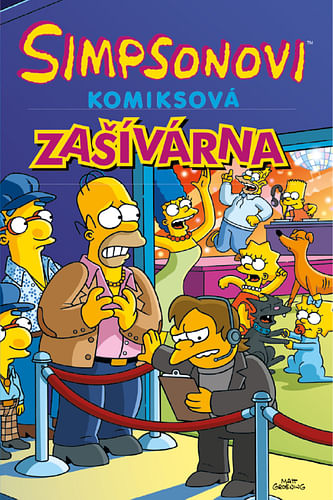 Simpsonovi: Komiksová zašívárna