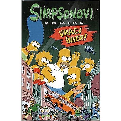 Simpsonovi vrací úder