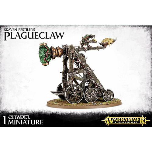 Skaven Pestilens Plagueclaw/ Warp Lightning Cannon