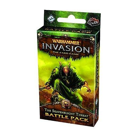 Warhammer Invasion LCG: Skavenblight Threat