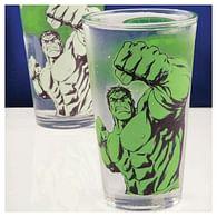 Sklenice Hulk, měnící se
