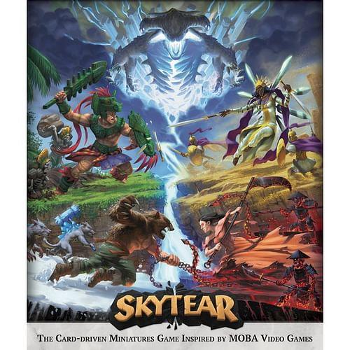 Skytear Starter Box Season One