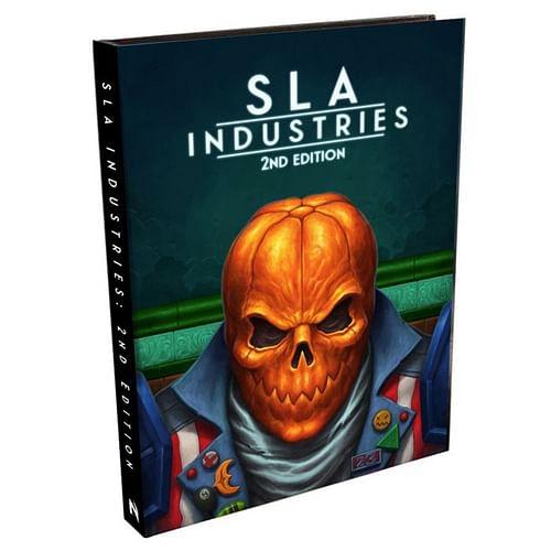 SLA Industries RPG (second edition)