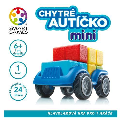 SMART: Chytré autíčko mini