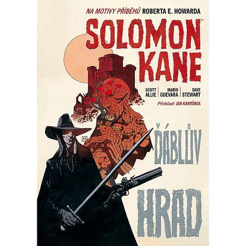 Solomon Kane: Ďáblův hrad (brožovaná)