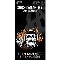 Sons of Anarchy: Men of Mayhem - Grim Bastards Club Expansion