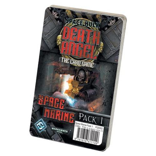 Space Hulk: Death Angel - Space Marine Pack 1