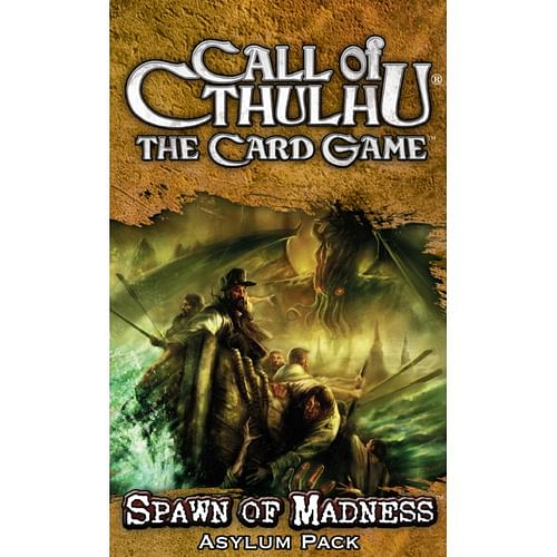 Call of Cthulhu LCG: Spawn of Madness