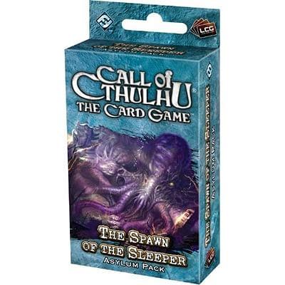 Call of Cthulhu LCG: Spawn of the Sleeper