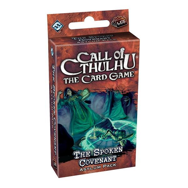 Call of Cthulhu LCG: The Spoken Covenant