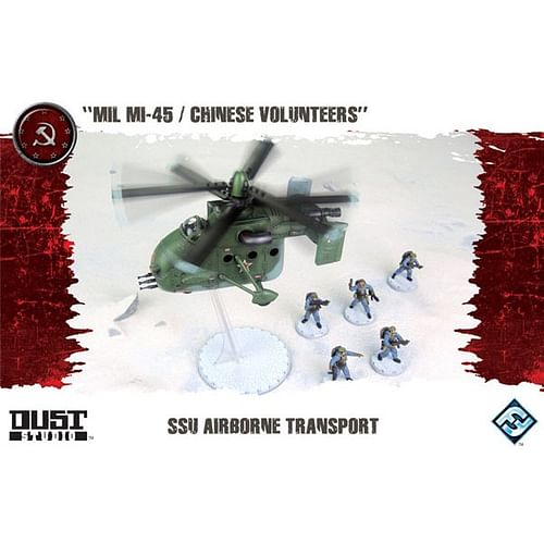 Dust Tactics: SSU Airborne Transport