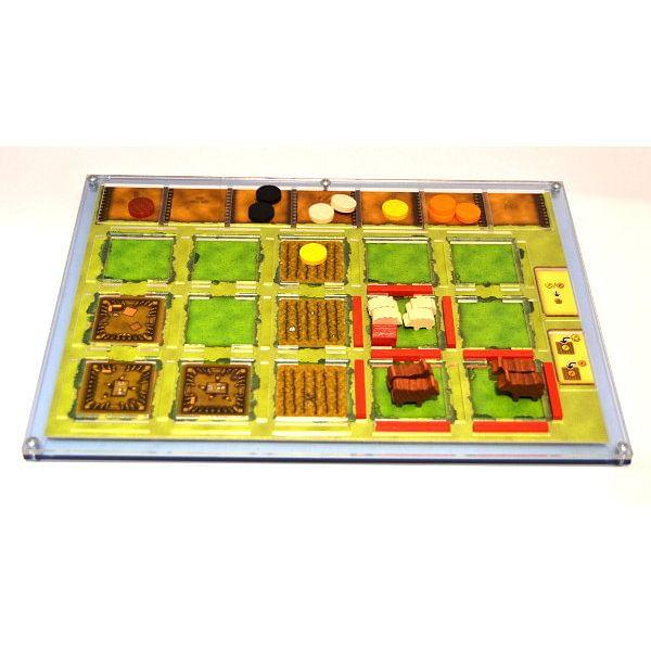 Stojan na herní komponenty - Agricola