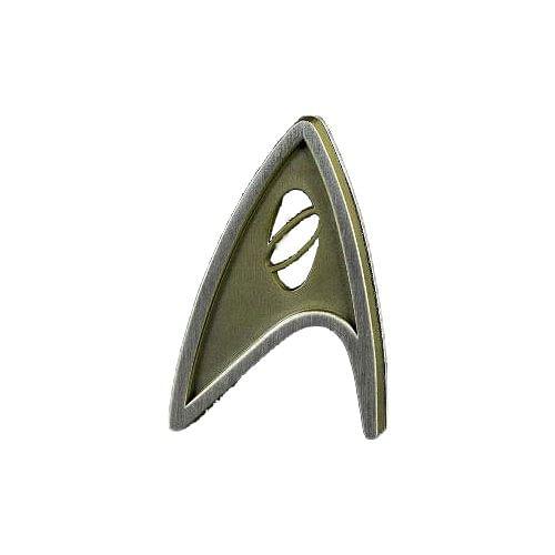 Quantum Mechanix Star Trek: Beyond - magnetický odznak vědecké divize