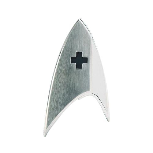 Quantum Mechanix Star Trek Discovery - magnetický odznak lékařské divize