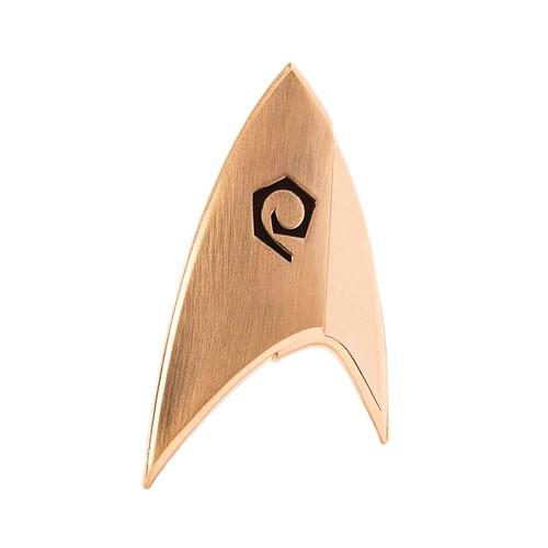 Quantum Mechanix Star Trek Discovery - magnetický odznak operační divize