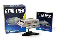 Star Trek miniatura - Raketoplán NCC-1701/7
