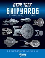 Star Trek Shipyards : Starfleet Ships 2294 to the Future