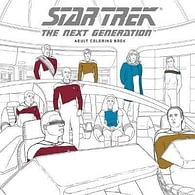 Star Trek: The Next Generation - omalovánky