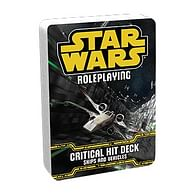 Star Wars: Age of Rebellion - Critical Hit Deck