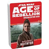Star Wars: Age of Rebellion - Diplomat Agitator Specialization Deck