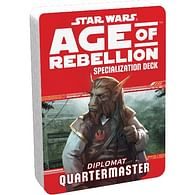 Star Wars: Age of Rebellion - Diplomat Quartermaster Specialization Deck