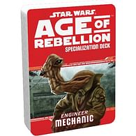 Star Wars: Age of Rebellion - Engineer Mechanic Specialization Deck