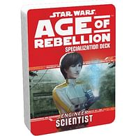 Star Wars: Age of Rebellion - Engineer Scientist Specialization Deck