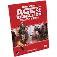 Star Wars: Age of Rebellion - Onslaught an Arda I